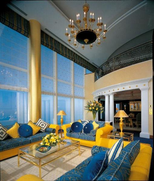 آشنایی با هتل برج العرب - امارات