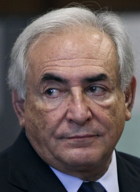 Former IMF chief Dominique Strauss-Kahn
