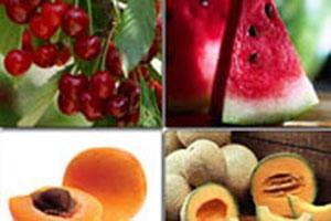 میوههای آبدار
