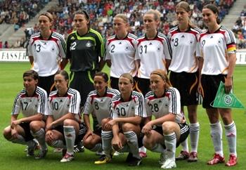 فوتبال زنان در آلمان