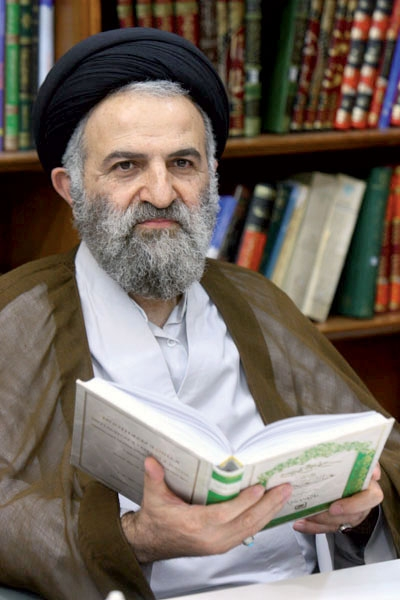حجتالاسلام والمسلمین سیدمحمد غروی