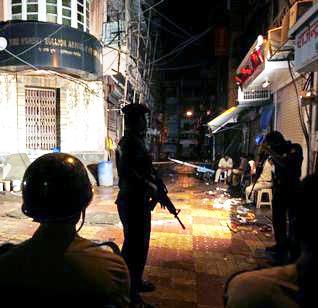 تشدید تدابیر امنیتی در شهرهای هند