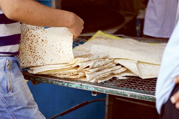 تنور کیفیت نان داغ میشود