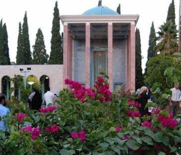 زندگینامه: سعدی شیرازی (۶۹۱ - ۵۸۵ هـ.ق)