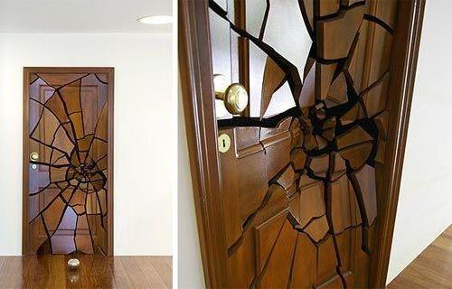 طراحی درهای داخل ساختمان