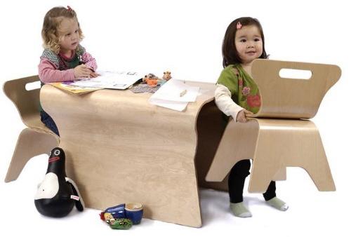 انواع میز و صندلی کودک