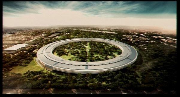 12 هزار کارمند در بشقاب پرنده اپل