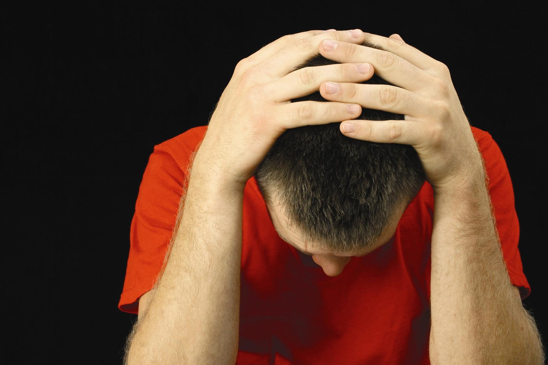مرفهها بیشتر به افسردگی مبتلا میشوند