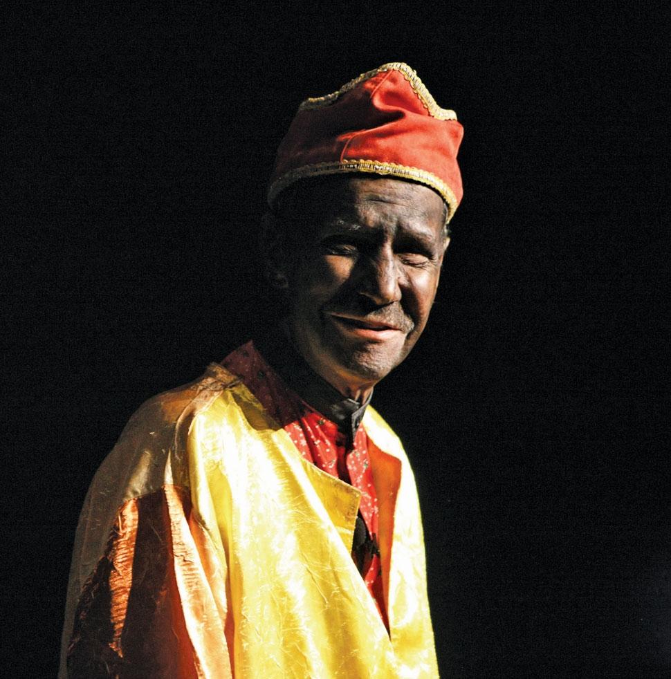 تئاتر - سعدی افشار