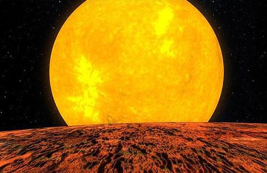 سیاره کپلر 10b
