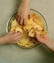 کودکان آمریکایی و خوردنیهای ناسالم