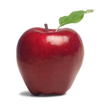 پوست سیب عضلات را تقویت میکند
