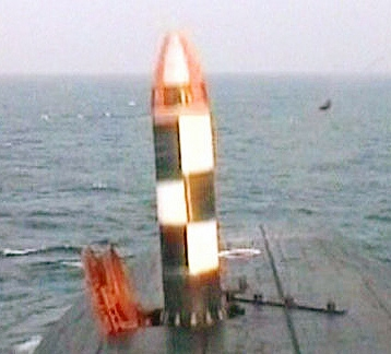 Bulava missile
