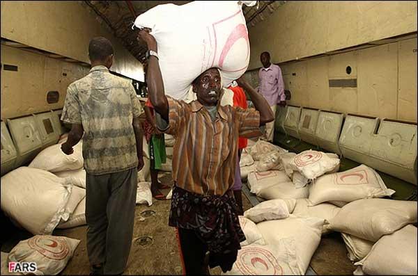 گزارش تصویری از قحطی در سومالی