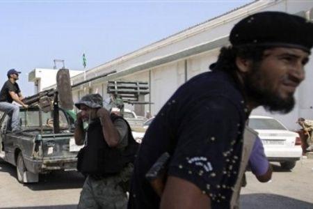تجلیل حزب الله از پیروزی مردم لیبی