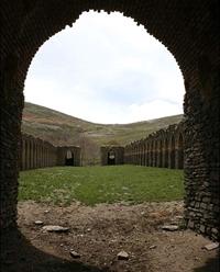 آشنایی با قلعه اربابی - همدان