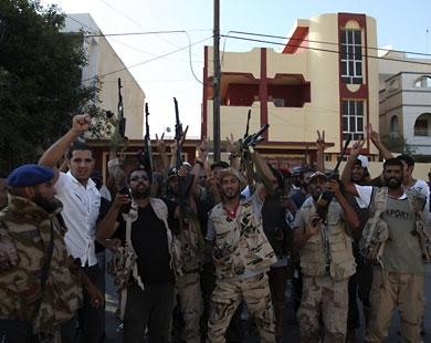 درگیریهای جدید در منطقه باب العزیزیه