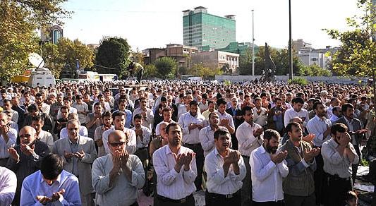 عید فطر نماز