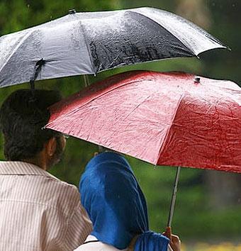 آسیب بارندگیهای اخیر در استان گیلان