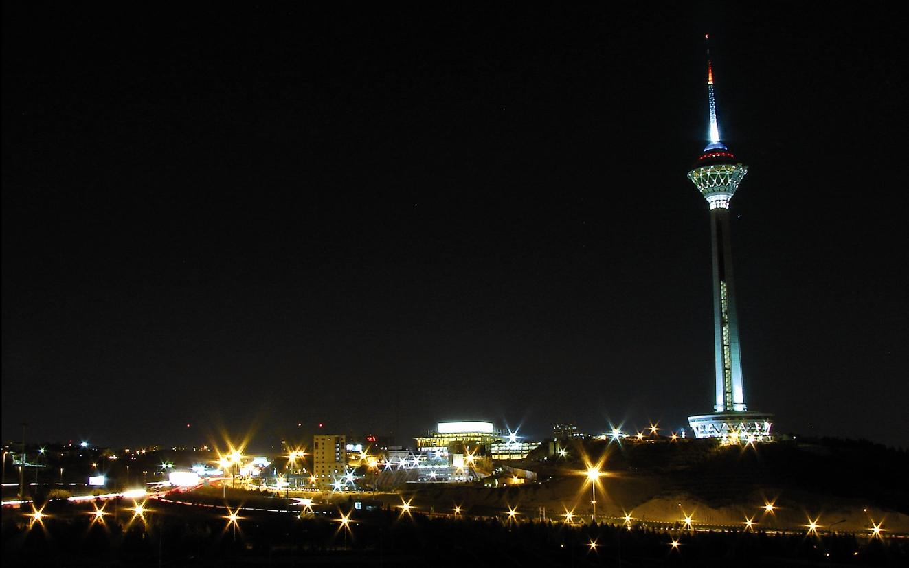 شهر تهران - برج میلاد