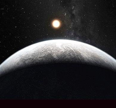 سیاره جدید فراتر از سامانه خورشیدی