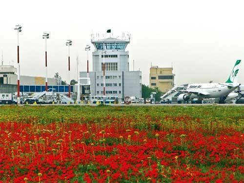 فرودگاه شهید هاشمینژاد (فرودگاه مشهد)