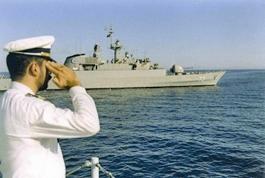 نیروی دریایی - خلیج فارس