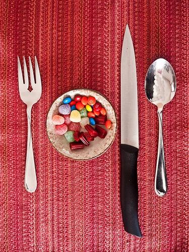 کم بخورید، زیاد عمر کنید