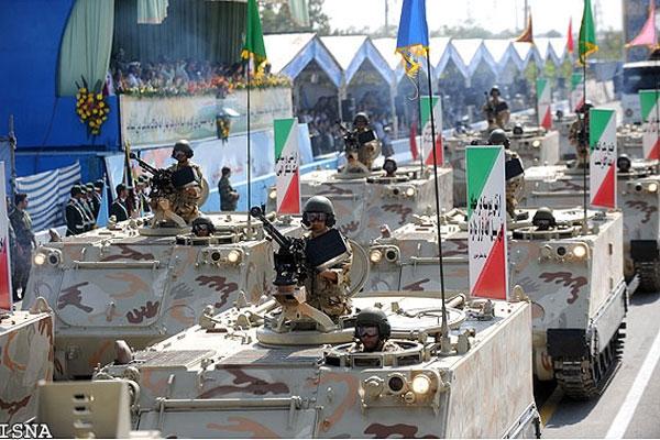 نسل جدید تانک ایرانی ذوالفقار و موشک بالستیک خلیج فارس