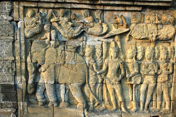 آشنایی با معبد بوروبودر - اندونزی