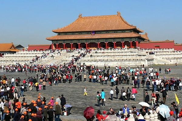 آشنایی با شهر ممنوعه - چین