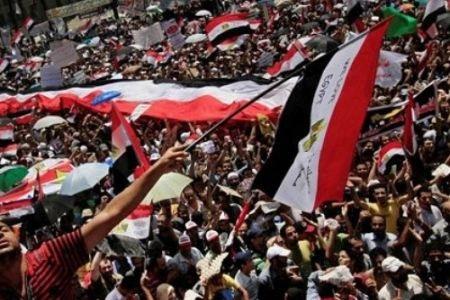 تظاهرات در مصر