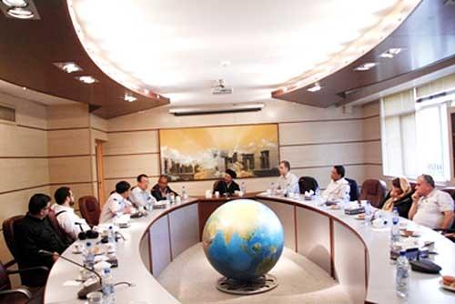 بررسی نقش دین در حل منازعات بین المللی در دانشکده مطالعات جهان