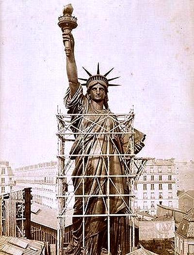 آشنایی با تندیس آزادی - آمریکا