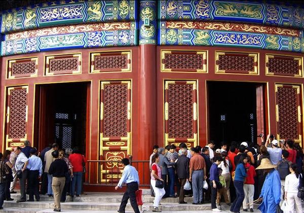 آشنایی با معبد آسمان - چین