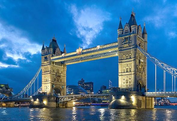 آشنایی با تاور بریج - بریتانیا
