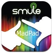 موسیقی با صداهای پیرامون: MadPad
