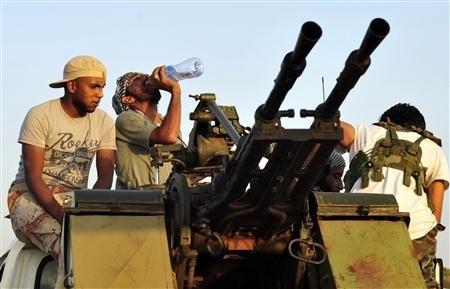 libian rebels