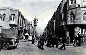 نخستین قوانین راهنمایی و رانندگی در تهران