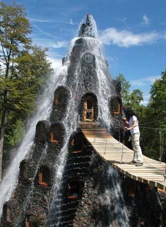 آشنایی با هتل مجیک مانتن - شیلی
