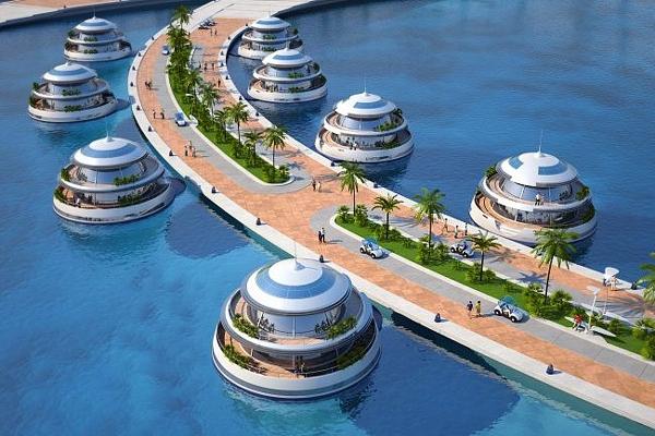آشنایی با هتل امفیبییس 1000- قطر