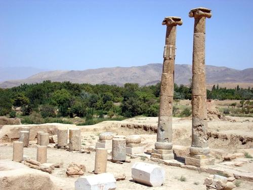 آشنایی با محوطه تاریخی خورهه - مرکزی