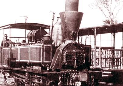 تاریخچه قطار شهری در ایران