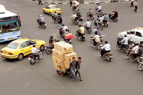 موتورسیکلت؛ پرسروصدا و آلاینده اما همچنان پراقبال