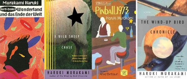 murakami-novels