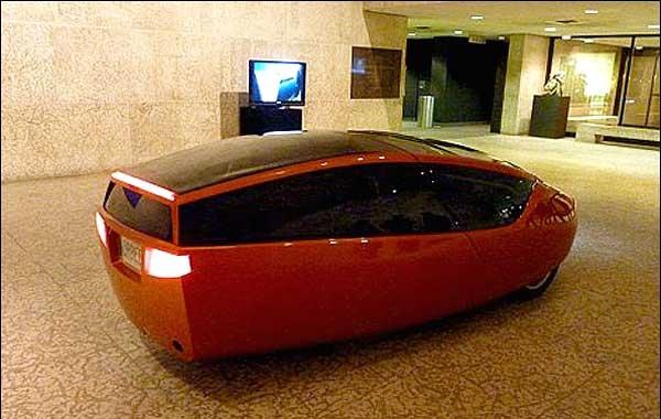 چاپ اولین خودروی الکتریکی جهان به پایان رسید