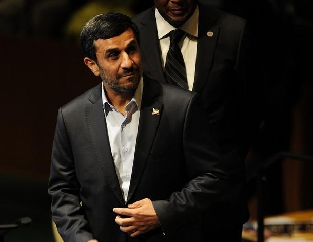 گزارش و تصویر از سخنرانی رئیس جمهور در سازمان ملل
