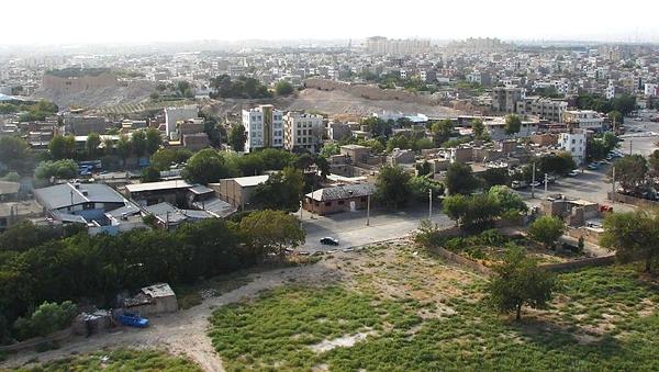 شهر باستانی ری