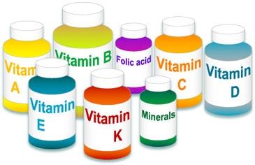 کمبود چه ویتامینها و مواد معدنی