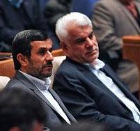 محمود بهمنی - محمود احمدینژاد